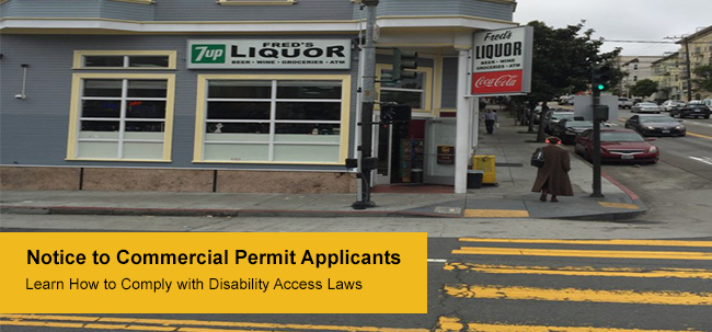 Notice to Commercial Permit Applicants