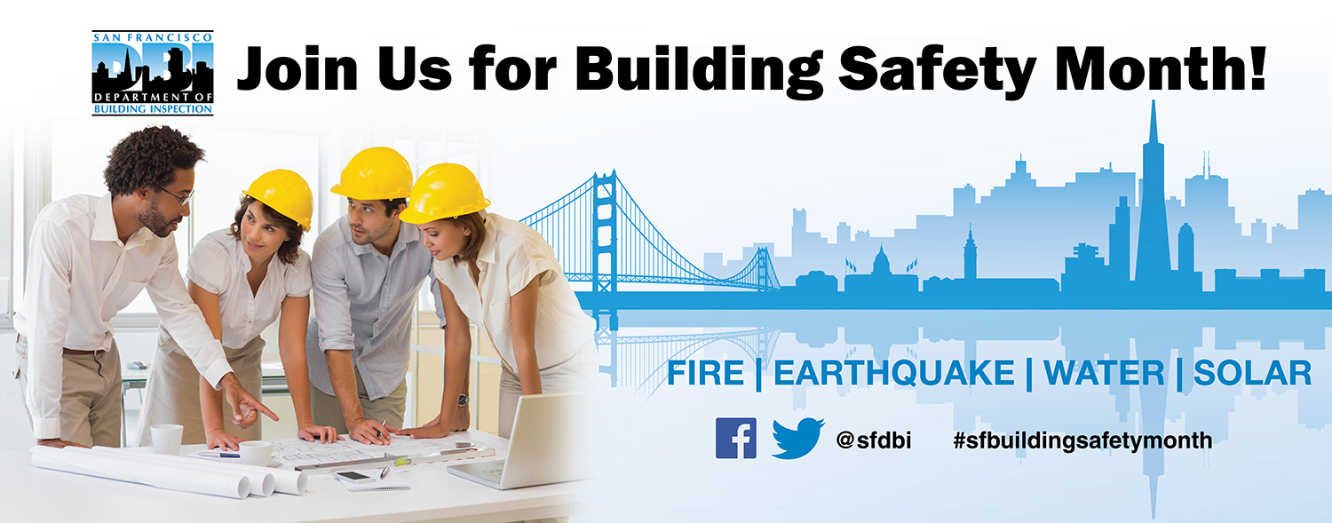 Earthquake Preparedness Sf Department Of Building Inspection